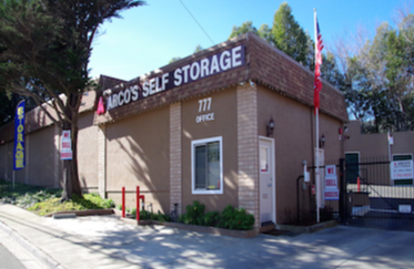 Arco's Self Storage San Bruno