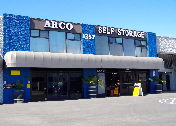 Arco's Self Storage San Francisco