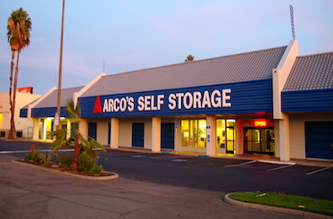 Arco's Self Storage Stockton